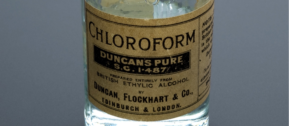 Chloroform pass does out why make you Why You