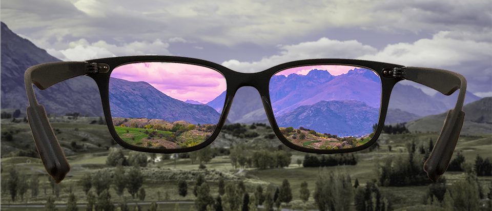 """bc506e54caff EnChroma claim their glasses """"address the problem"""" of colour blindness, but  a preliminary scientific study puts the device in a very grey area."""