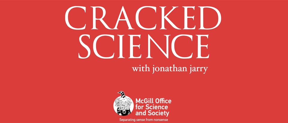 Cracked Science 17: CRISPR Is a Puppy and a Boy with a