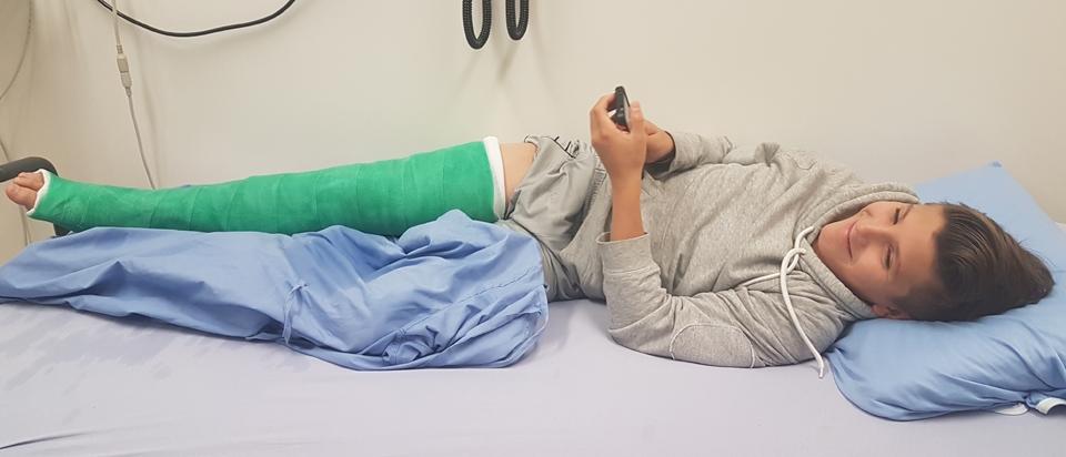 Broken Bones Grow Back Stronger… Sort Of | Office for Science and