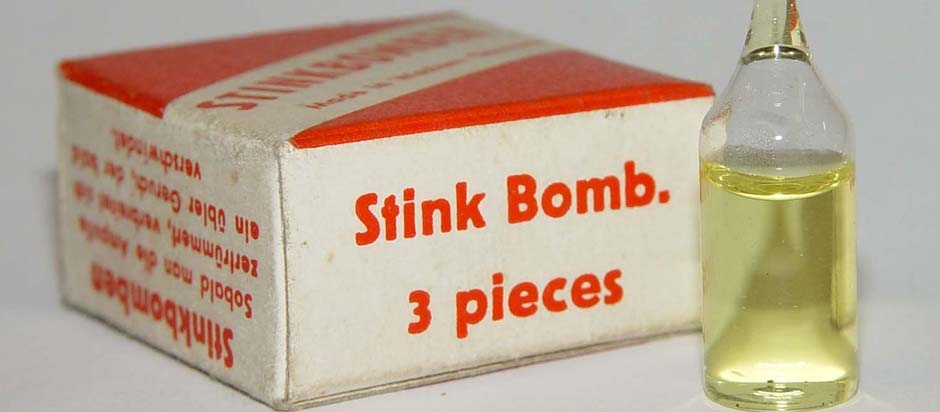 What makes a stink bomb stink? | Office for Science and