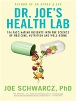Dr. Joe's Health Lab book