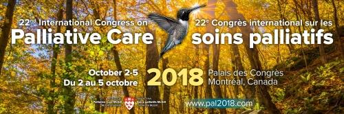 The International Congress on Palliative Care   Palliative