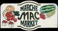 Mac Market Sign