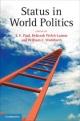 Book cover for Status in World Politics
