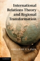 Book cover for T.V. Paul's International Relations Theory and Regional Transfor