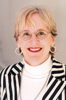 Photo of Professor Céline Le Bourdais