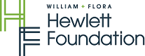 Logo of the William and Flora Hewlett Foundation