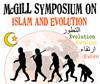 Islam and Evolution symposium logo