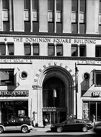 Dominion Square building