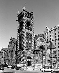 Erskine and American Church