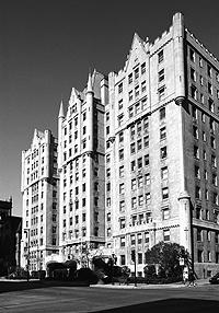 Le Chateau apartments