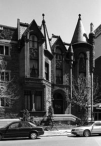 Peter Lyall house