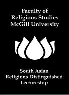South Asian Religious Distinguished Lecureship