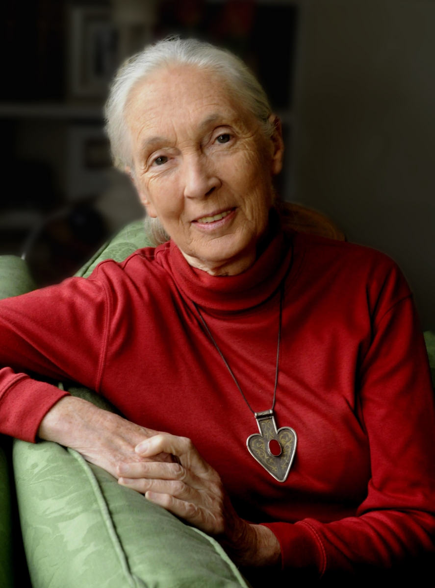 2019 Beatty Lecturer - Dr. Jane Goodall | Research and ...