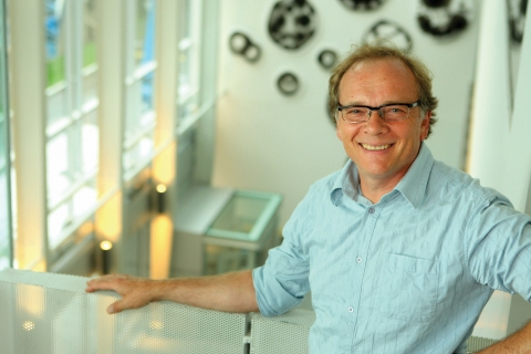 Portrait of Philippe Gros, Deputy Vice-Principal, Research and Innovation