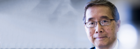 Dr. Thomas Chang, Chang, director of the Artificial Cells and Organs Research Centre, invented the artificial blood cell.