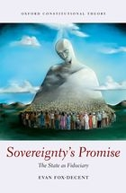 Evan Fox-Decent, Sovereignty's Promise