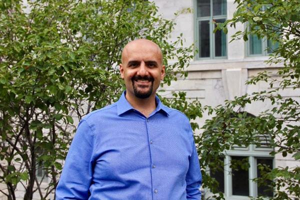Photo of Marwan Kanaan