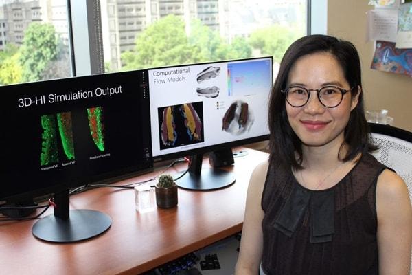 Photo of Nicole Li-Jessen