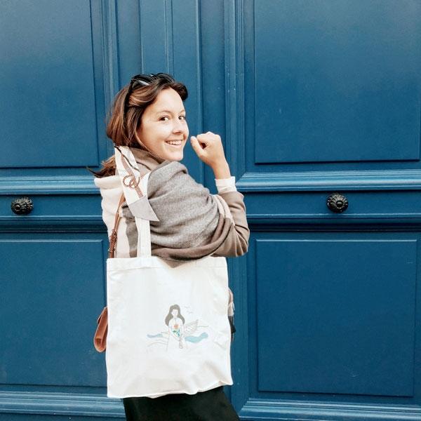 Photo of Audrey-Frédérique Lavoie