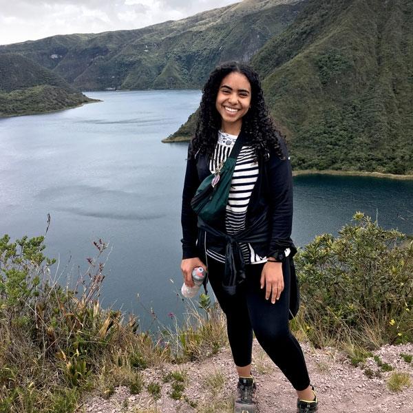 Photo of Nardin in Ecuador