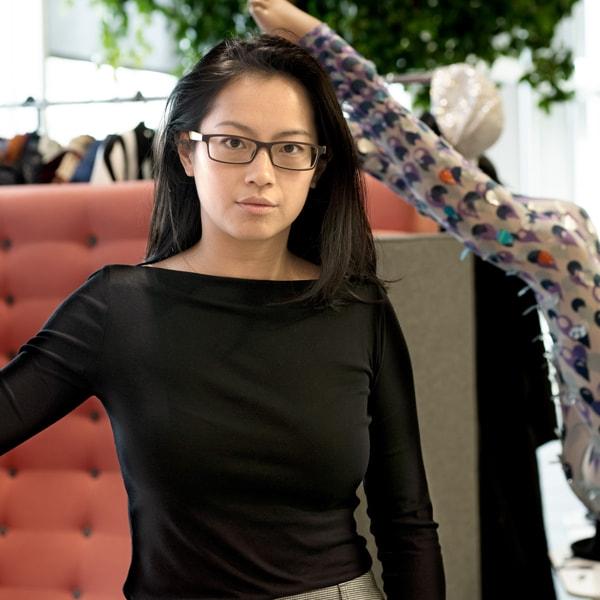 Photo of Andrea Zhu