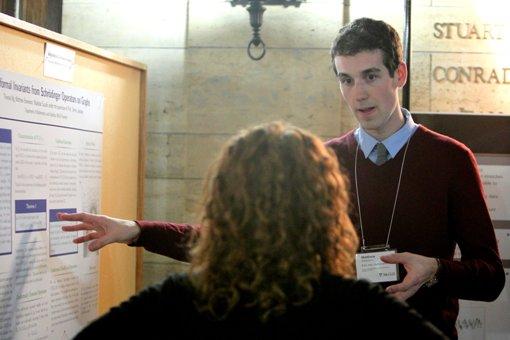Matthew Stevenson, URC participant