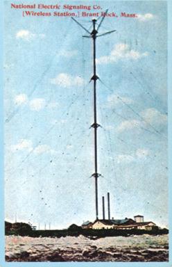 Brant Rock Tower