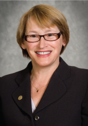 Dr. Suzanne Fortier. Photo credit NSERC.