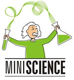 Mini-Science logo