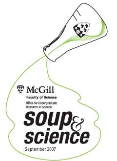 Soup and Science, September 2007