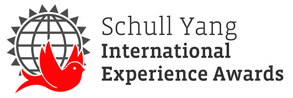 Logo. Schull Yang International Experience Awards.