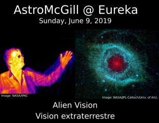 AstroMcGill at Eureka