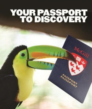 Your passport to discovery