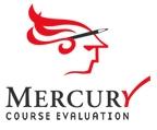 Mercurcy course evaluation logo