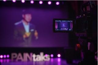 Photo de PAINtalks, lauréat du prix du Principal