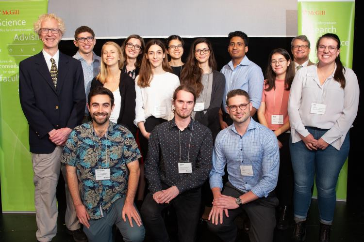 Congratulations to the 2018 Undergraduate Research Conference prizewinners!