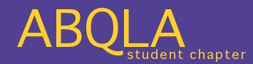 logo of the abqla student chapter