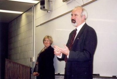 cla president 2003 meeting