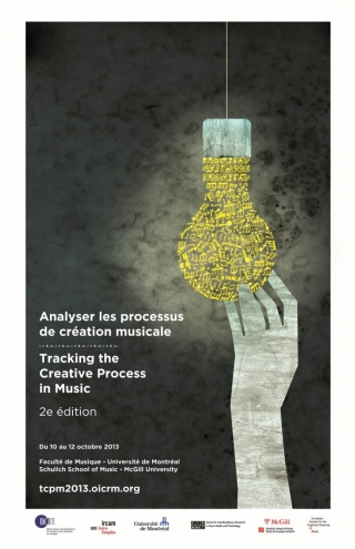 Tracking Creative Process in Music Conference Poster