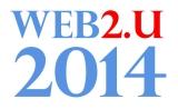 Web 2.U Conference 2014