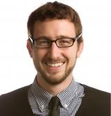 Daniel Steele, SIS doctoral student