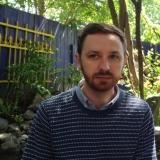 Jesse David Dinneen, SIS doctoral student