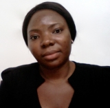 Cynthia Henewaa Kumah, SIS doctoral student