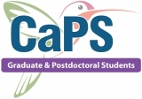 Caps graduate and postdoctoral students
