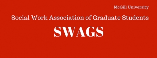 the logo for SWAGS