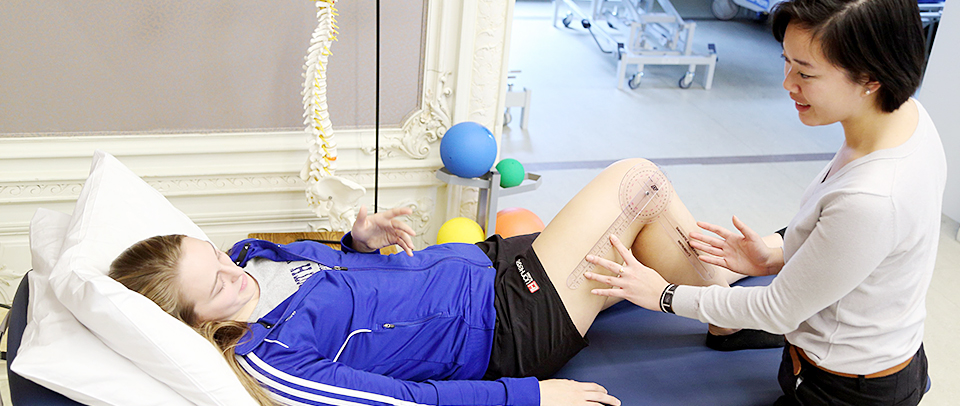 Master Of Science Applied In Physical Therapy School Of Physical