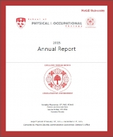 Cover and link to 2015 SPOT Annual Report
