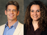 Dr. Andre Bussieres and Dr. Aliki Thomas